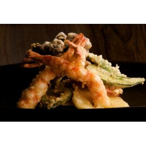 beignet crevettes et legumes2